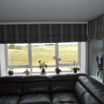 Roman blinds using Casadeco fabric , Gosforth