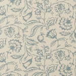 Clarke & Clarke Marie wallpaper Wedgewood Cream