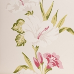 Clarke & Clarke Tahiti wallpaper Chintz