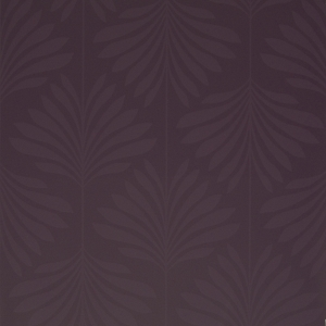 Clarke & Clarke Vogue wallpaper Damson