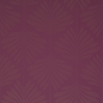 Clarke & Clarke Vogue wallpaper Cerise