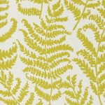 Clarke & Clarke Wild Fern wallpaper Citrus