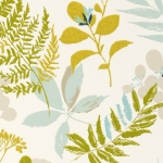 Clarke & Clarke Woodland wallpaper Aqua