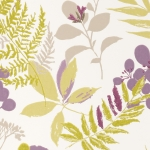 Clarke & Clarke Woodland wallpaper Heather