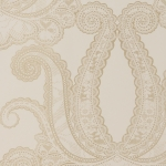 Clarke & Clarke Yolande wallpaper Gold